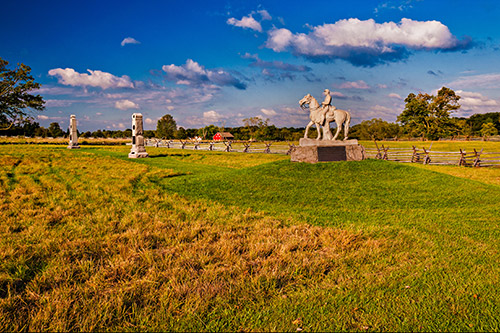 The Gettysburg battlefields are less than an hour from our Gettysburg retirement community.