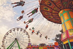 Maryland State Fair in Lutherville-Timonium near our retirement community.